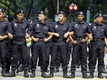 Малайзийская полиция предотвратила серию терактов