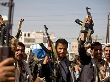 Хуситы захватили город в Йемене