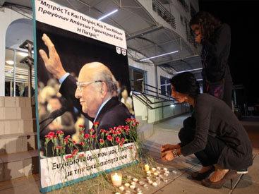 На Кипре объявлен трехдневный траур