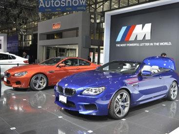 Международный автосалон в Нью-Йорке: Море новинок от BMW, Mercedes-Benz и Lexus - ФОТО