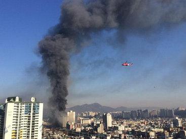 Трагедия в Сеуле: 3 погибших, сотня пострадавших - ОБНОВЛЕНО - ФОТО - ВИДЕО