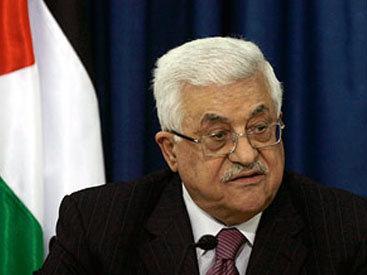 Назван преемник ушедшего в отставку Махмуда Аббаса