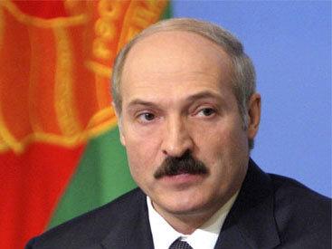Лукашенко наградил азербайджанского бизнесмена орденом Почета