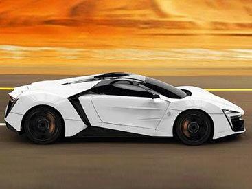 Арабы представили свой ответ суперкару Bugatti Veyron - ФОТО
