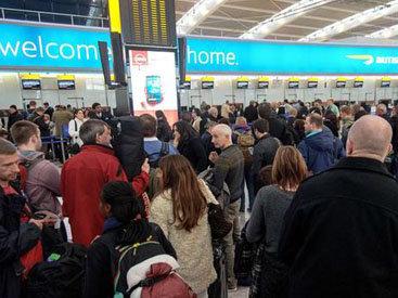 В Великобритании аэропорты оправляются от авиаколлапса - ОБНОВЛЕНО - ФОТО - ВИДЕО