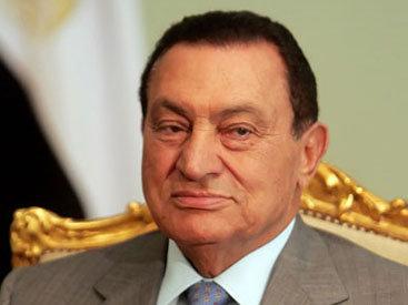 Названа причина смерти Хосни Мубарака
