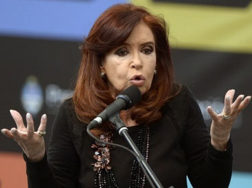 Президент Аргентины возвращает украденное