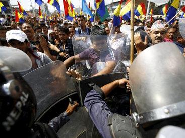 Беспорядки в Непале, есть погибшие