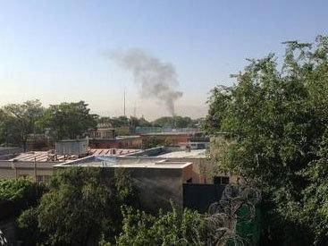 В Кабуле боевики напали на объект НАТО, есть погибший