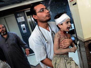 В Сирии из-за некачественной прививки погибли 100 детей