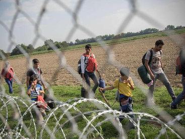 Германия вышла из Шенгена