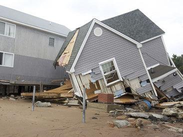"""Жертвами урагана """"Сэнди"""" стали 110 человек, без света остаются 7 млн жителей США – ОБНОВЛЕНО – ФОТО – ВИДЕО"""