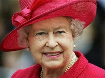 В Баку отметили день рождения Королевы Великобритании