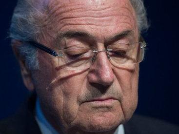 Блаттер сорвал овации у функционеров ФИФА - ФОТО
