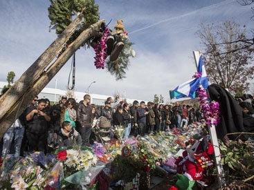 На месте гибели Пола Уокера появился монумент - ОБНОВЛЕНО - ФОТО