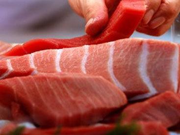 Норвежская красная рыба бьет рекорды