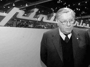 В Италии умер легендарный автомобильный дизайнер