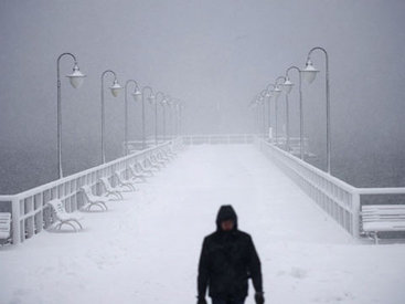 10 сильнейших снегопадов в истории - ФОТО