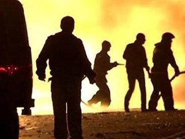Взрыв на нефтеперерабатывающем заводе в Кувейте