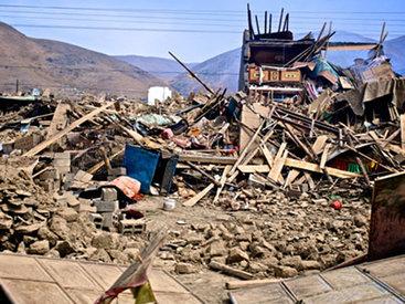Три человека стали жертвами землетрясения в Пакистане