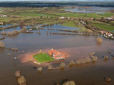 Прогноз: развитые страны разрушат наводнения