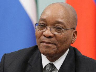 Президент ЮАР доставлен в больницу