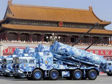 Китай грандиозно отметил годовщину окончания Второй мировой - ФОТО