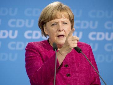 Меркель уверена: Германия справится с потоком беженцев