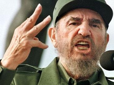 Фидель Кастро обещал помочь США в борьбе с Эболой