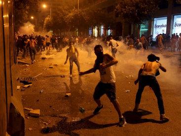 Посольство: беспорядки в Бейруте не представляют угрозы азербайджанцам