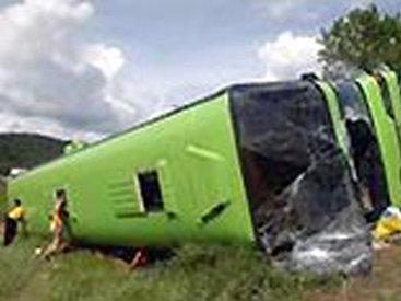 Авария в ЮАР, пострадали десятки детей