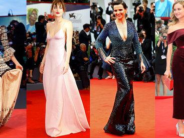 Самые крутые платья Венецианского кинофестиваля - ФОТО