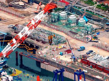 """В Японии на """"Фукусиме-1"""" выявлена новая утечка радиации"""