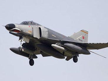 ВВС Турции уничтожили пять террористов на севере Ирака