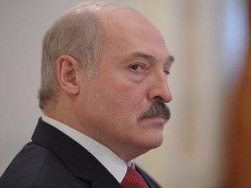 Александр Лукашенко поздравил Владимира Зеленского