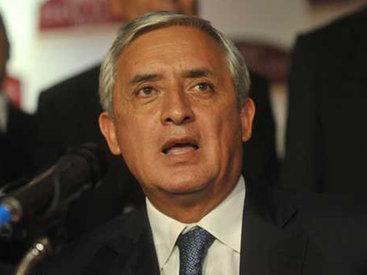 Глава Гватемалы подозревается в коррупции