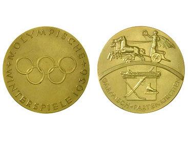 Олимпийское золото 1936 года продано за $ 1,4 млн