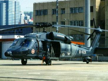 Бруней продемонстрировал полученные американские вертолеты