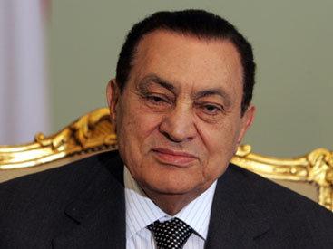 Хосни Мубарак ушел в отставку - ОБНОВЛЕНО
