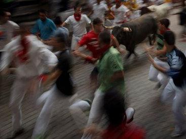 В Испании быки убили 7 человек