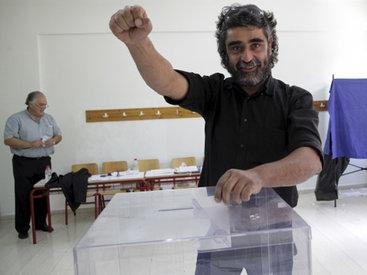 СИРИЗА победила на выборах в Греции - ОБНОВЛЕНО