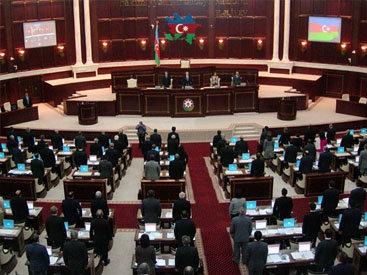 В парламенте обсуждают антиазербайджанскую истерию