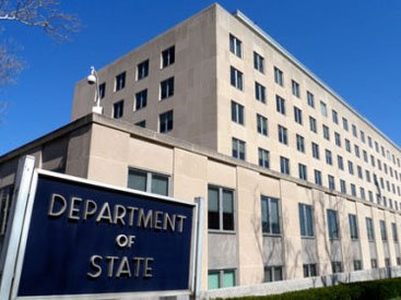 Госдеп США пообещал поддержать Азербайджан