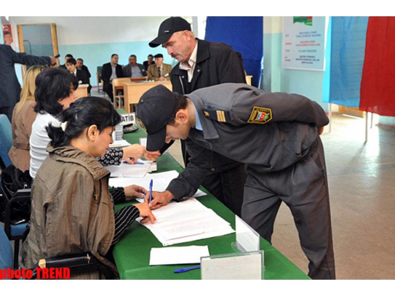 ЦИК Азербайджана обнародовал предварительные результаты парламентских выборов - ОБНОВЛЕНО - ФОТО