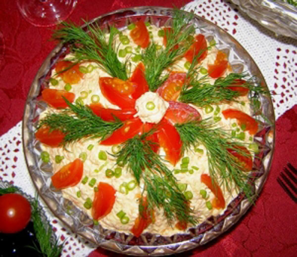 Кулинария приготовить салаты