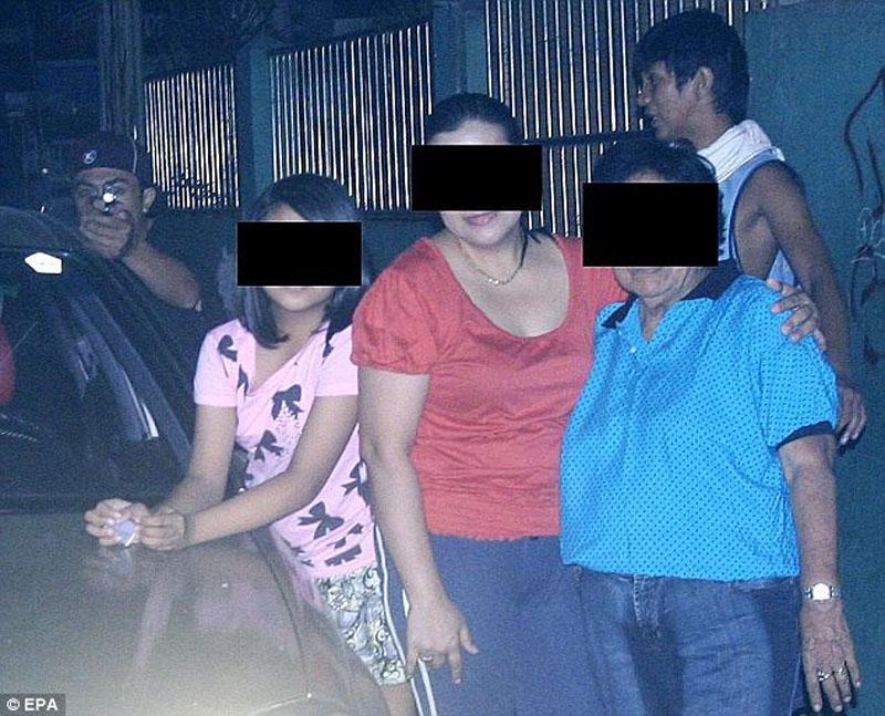 Филиппинец сфотографировал своего убийцу за секунды до смерти – ФОТО