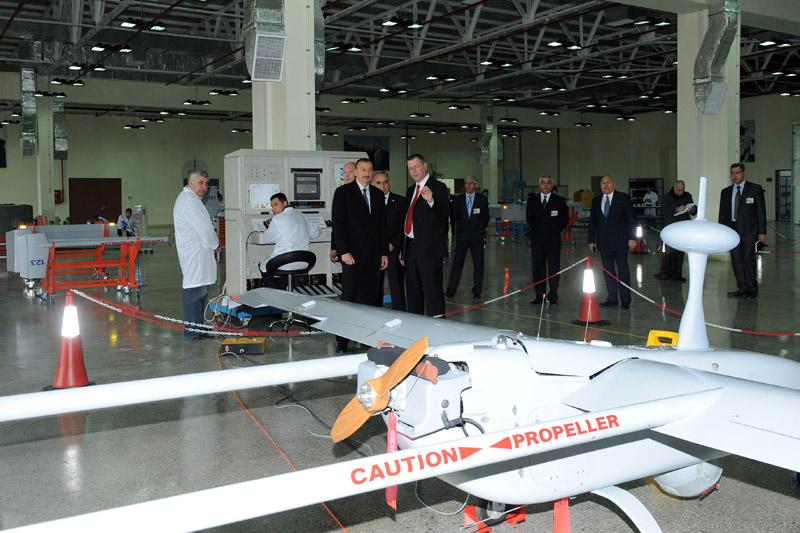 Президент Азербайджана принял участие в открытии ряда предприятий оборонной промышленности - ОБНОВЛЕНО - ФОТО