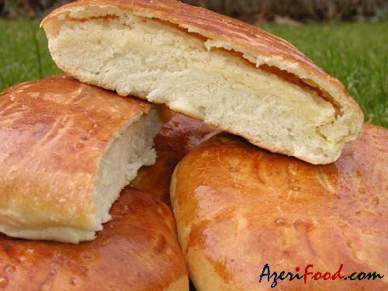 Сытное угощение: кята карабахская - ФОТО