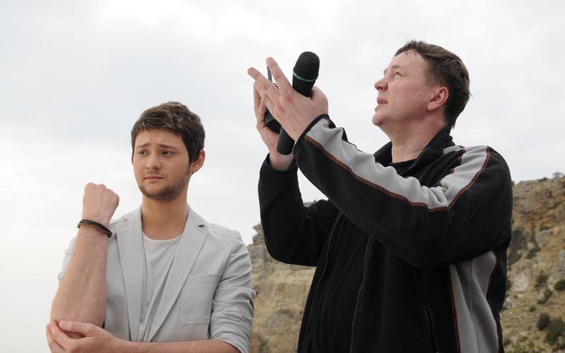 """Режиссер клипа азербайджанского дуэта Eldar & Nigar оценил шансы наших представителей на """"Евровидении 2011"""" – ФОТО"""