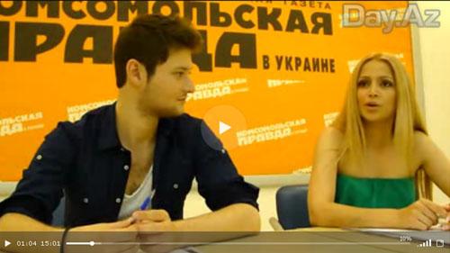 """Эльдар и Нигяр: """"Евровидение в Баку станет самым незабываемым"""" – ВИДЕО"""